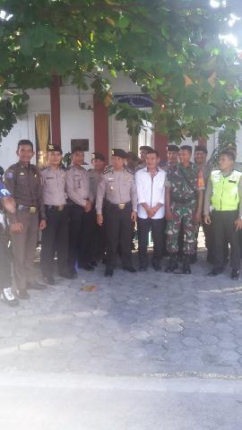 Pengamanan Malam Tahun Baru, Polisi dan Satpol PP Siaga Seluruh Personil